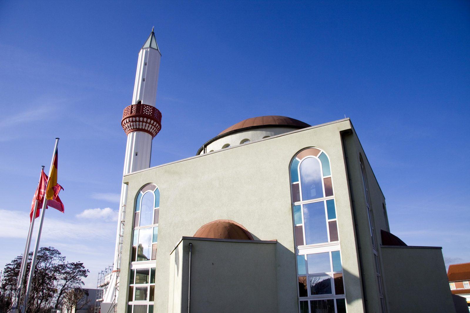 Moschee in Weinheim