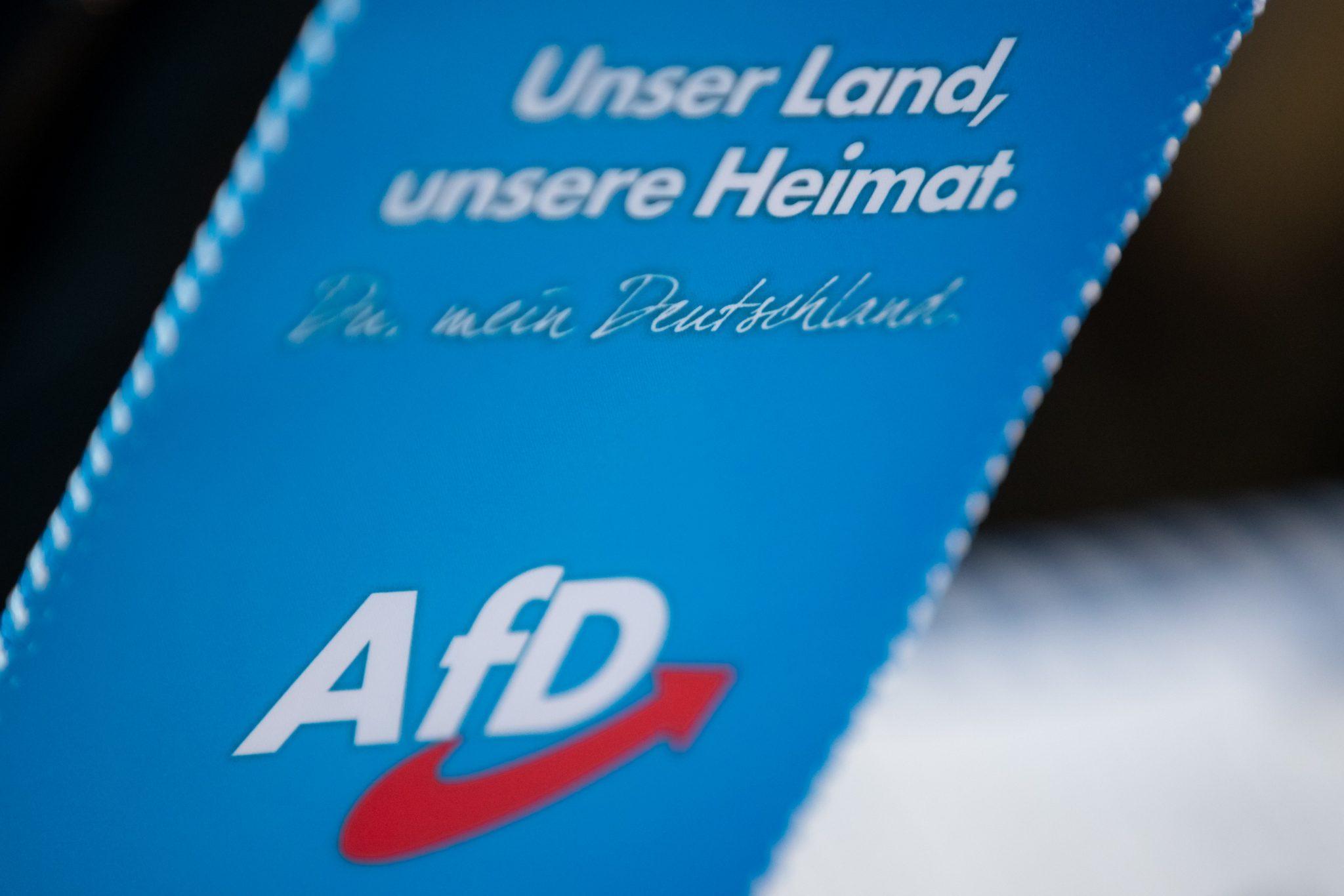 AfD-Wimpel: Gericht gibt AfD in Bayreuth recht