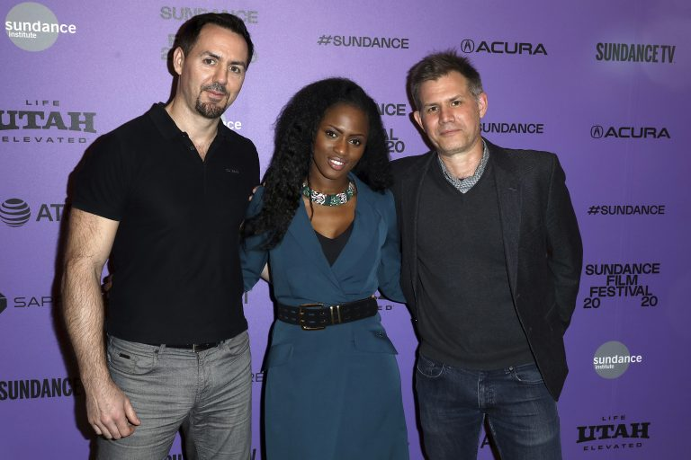 """Cuties""-Regisseurin Maïmouna Doucouré während des Sundance Film Festivals im Januar 2020 Foto: picture alliance/AP/Invision"