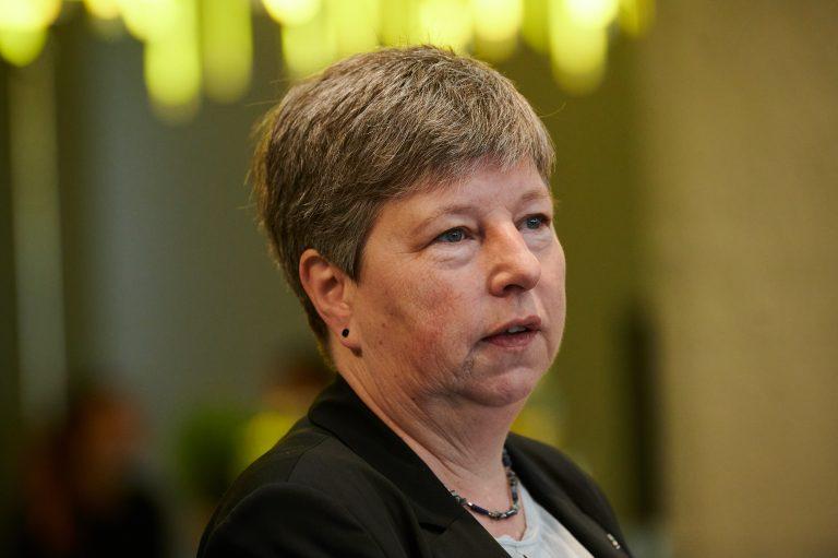 Katrin Lompscher (Linkspartei)