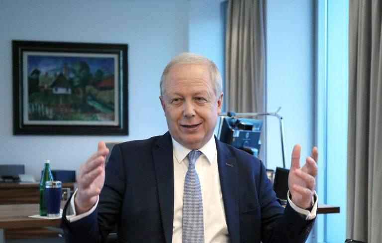 WDR-Intendant Tom Buhrow ist der Spitzenverdiener unter den ARD-Intendanten Foto: picture alliance/Oliver Berg/dpa