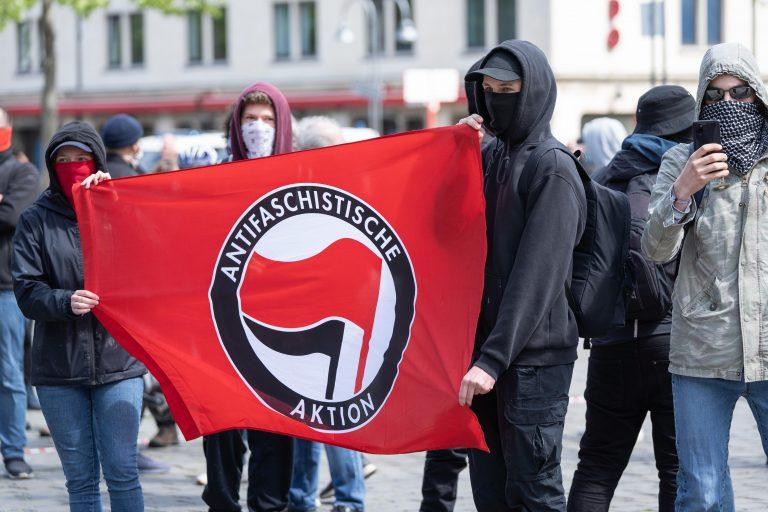 Antifa-Demonstration in Köln: An den Universitäten profitieren Linksextreme von Semesterbeiträgen Foto: picture alliance