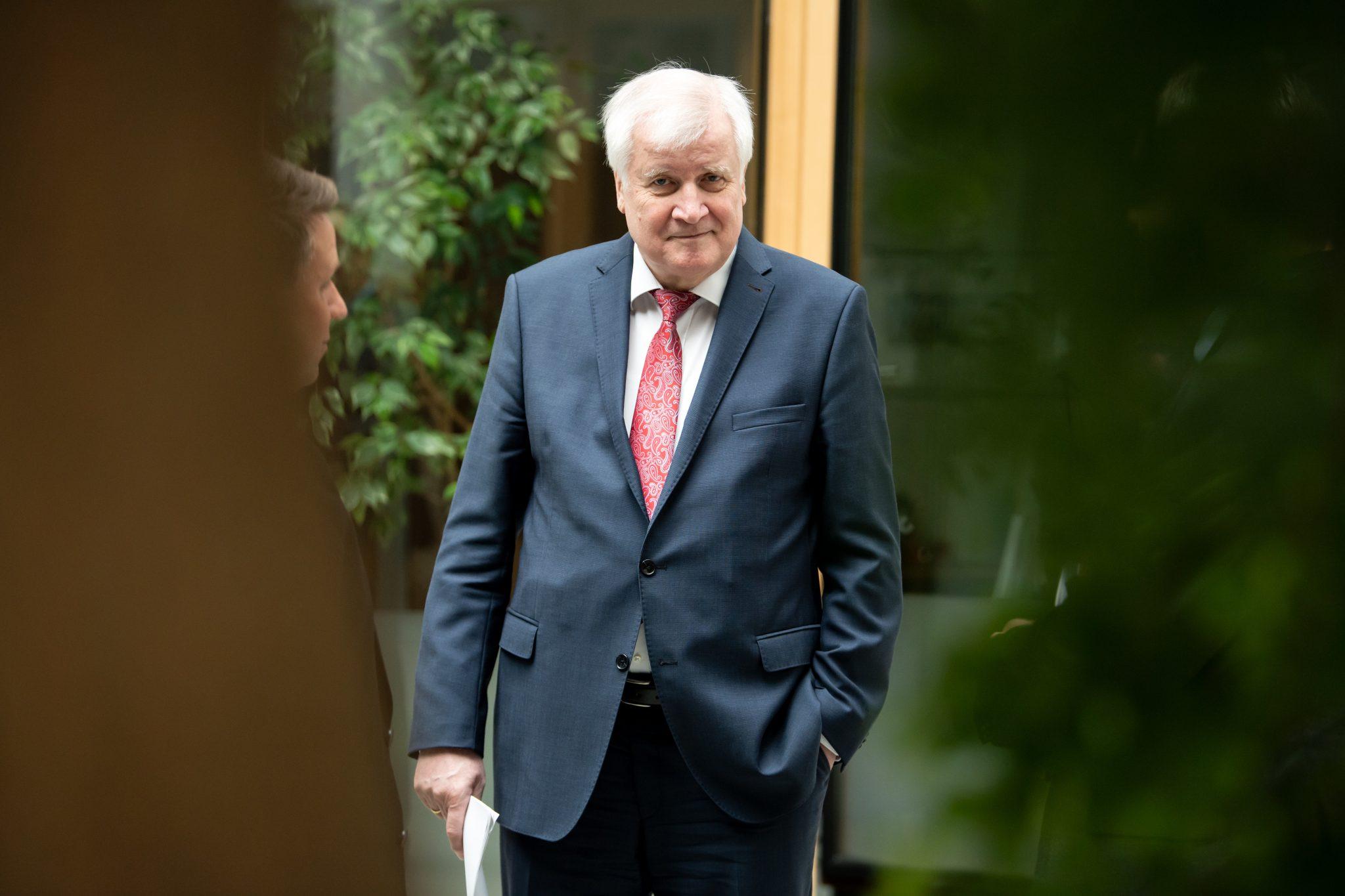 Bundesinnenminister Horst Seehofer (CSU): Abschiebegesetz verfehlt Ziel