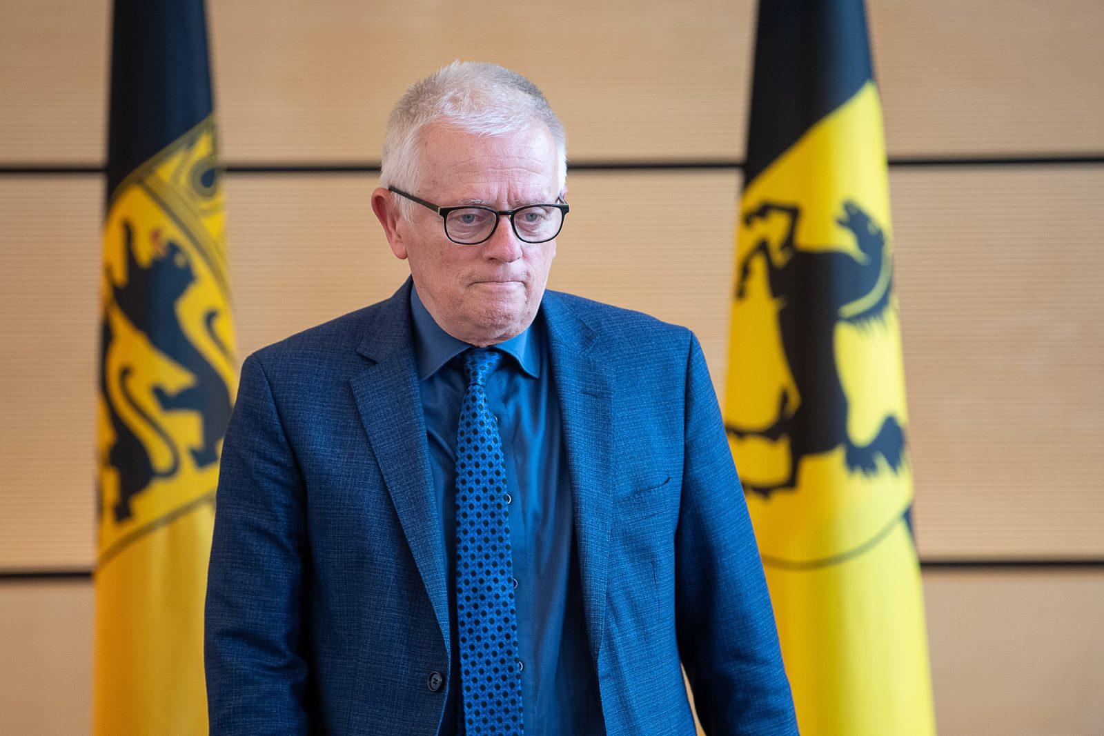 Stuttgarts Oberbürgermeister Fritz Kuhn (Grüne) hat die Vorlage für geschlechtergerechte Sprache auf den Weg gebracht Foto: picture alliance/Sebastian Gollnow/dpa