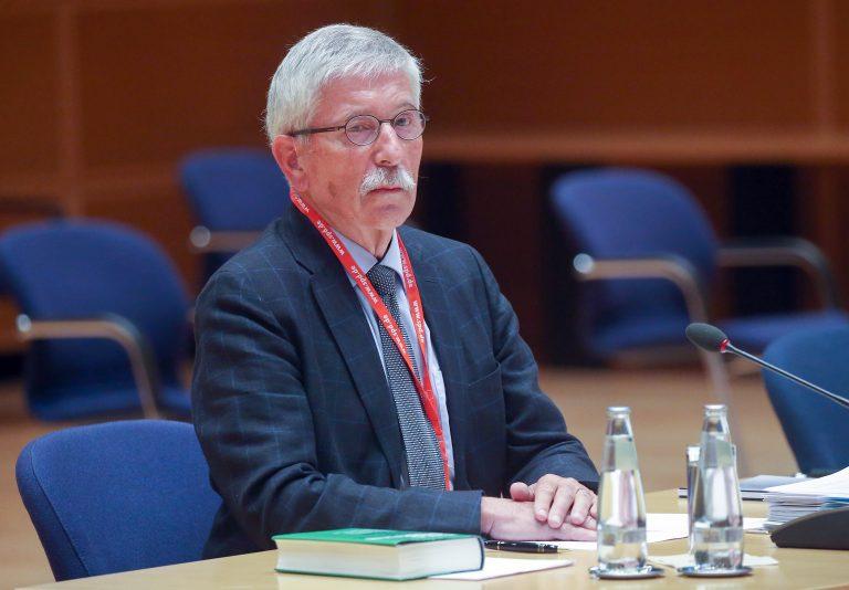 Der Parteiausschluß von Thilo Sarrazin aus der SPD ändert nichts an der Richtigkeit seiner Thesen Foto: picture alliance/Wolfgang Kumm/dpa