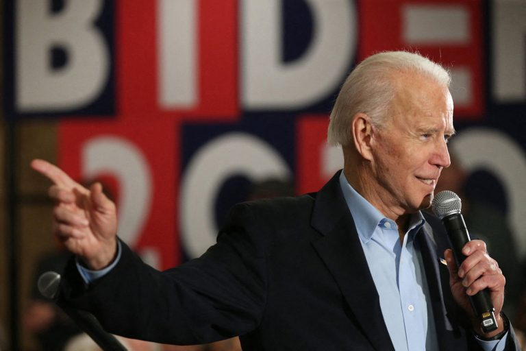 Der Präsidentschaftskandidat der Demokraten, Joe Biden, soll nach dem Willen der Unterzeichner des offenen Briefes eine Schwarze zu seiner Stellvertreterin machen Foto: picture alliance / abaca