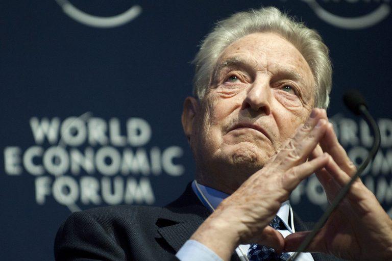 Investor George Soros: Erwirtschaftete 32 Milliarden Dollar für seine Stiftungen Foto: dpa