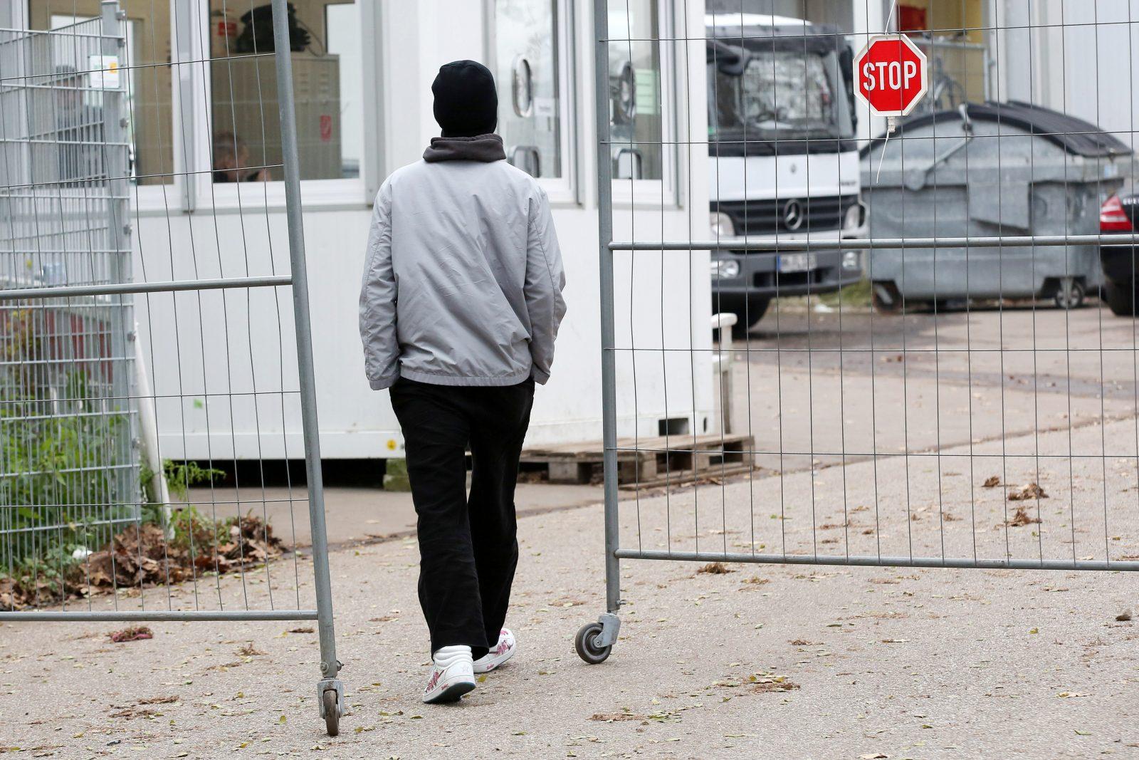 Flüchtlingsunterkunft in Hamburg: Die bisherige Abschiebepraxis ist laut Urteil des Oberverwaltungsgerichts illegal (Archivbild) Foto: (c) dpa