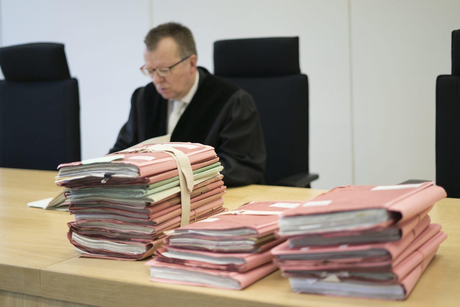 Richterbund warnt vor Überlastung