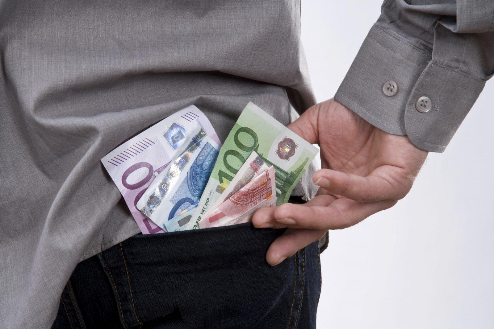 Bargeld: Wird unbeliebter