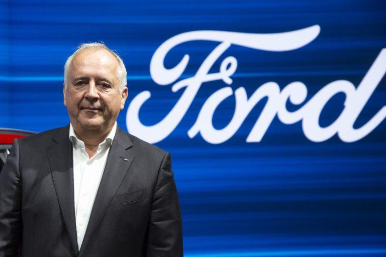 Der Fordchef von Deutschland, Gunnar Herrmann, macht der EU-Kommission Vorwürfe Foto: picture alliance / Sven Simon