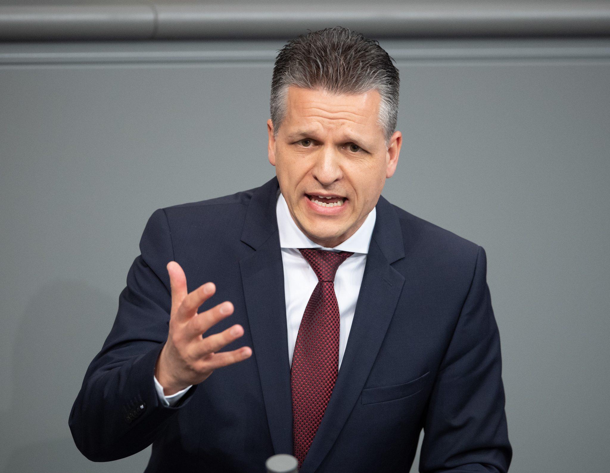 Thorsten Frei (CDU): EU-Migrationspakt noch kein Durchbruch
