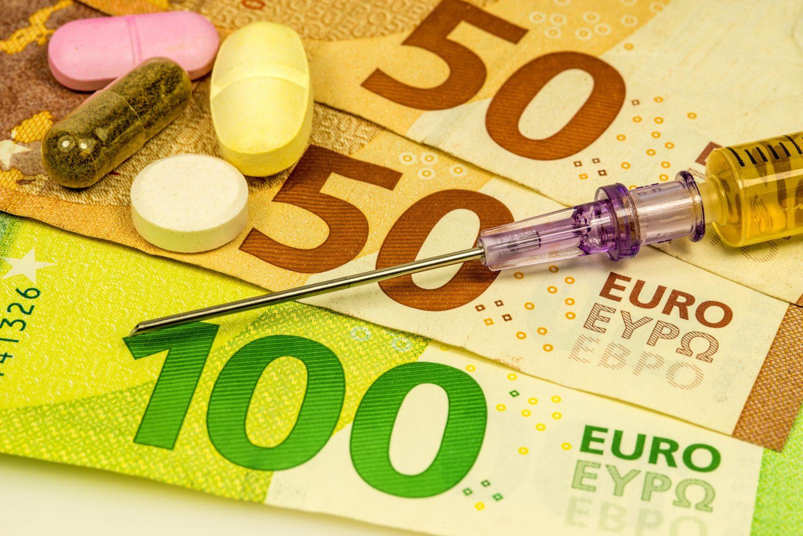 Die Zusatzbeiträge zur Krankenversicherung sollen wegen der Corona-Krise steigen (Symbolbild) Foto: picture alliance/chromorange