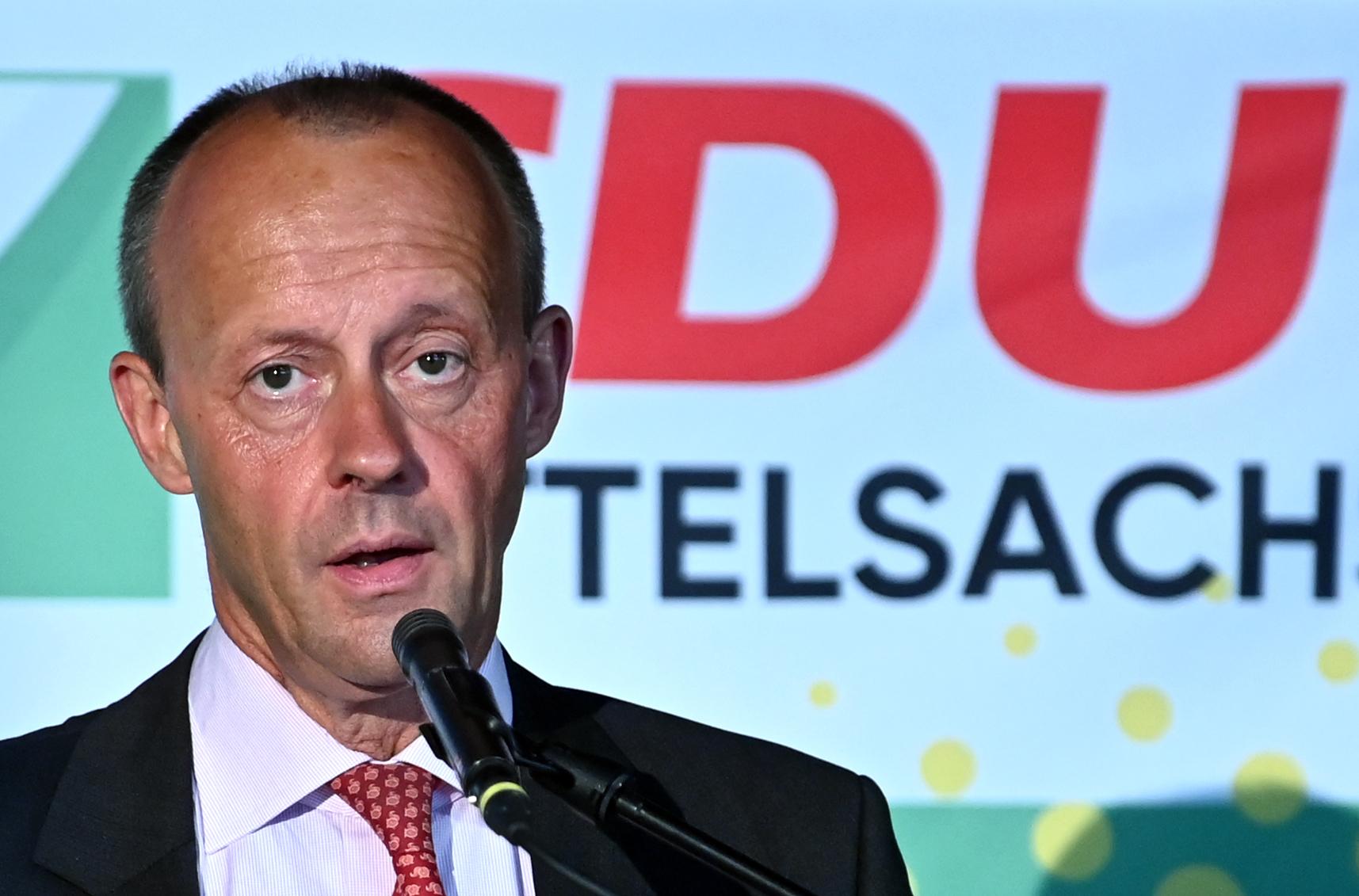 Der Kandidat für den CDU-Parteivorsitz, Friedrich Merz, steht in der Kritik Foto: picture alliance/Hendrik Schmidt/dpa-Zentralbild/dpa