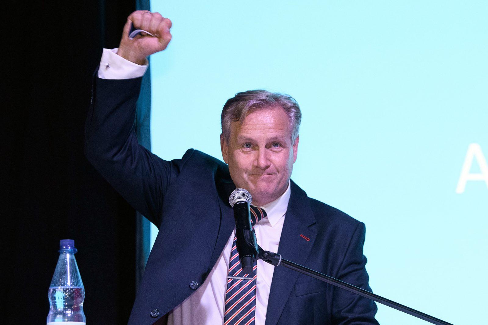 Neuer AfD-Landeschef in Niedersachsen, Jens Kestner