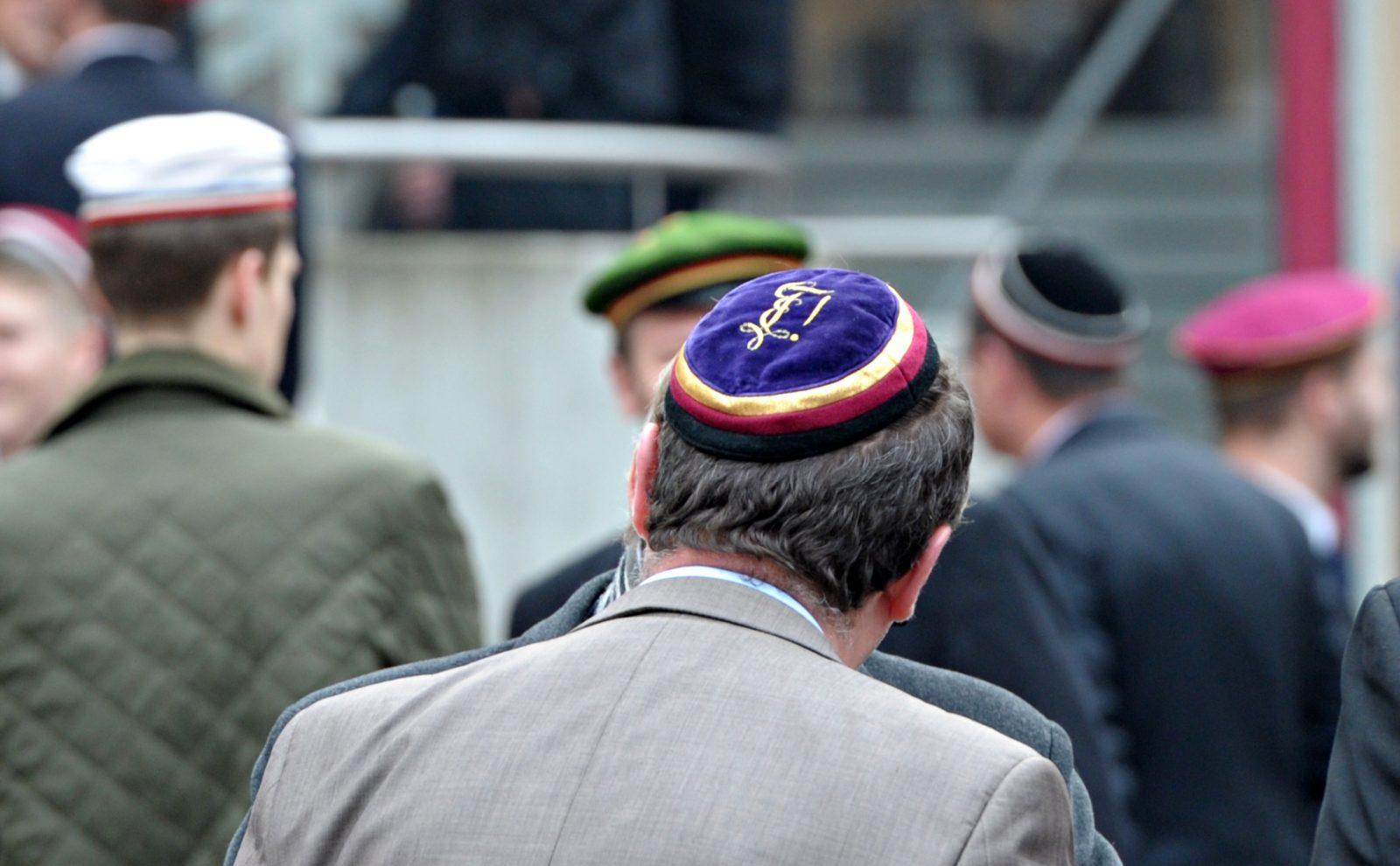 Der baden-württembergische Antisemitismusbeauftragte erhebt schwere Vorwürfe gegen Burschenschaften (Symbolbild) Foto: (c) dpa