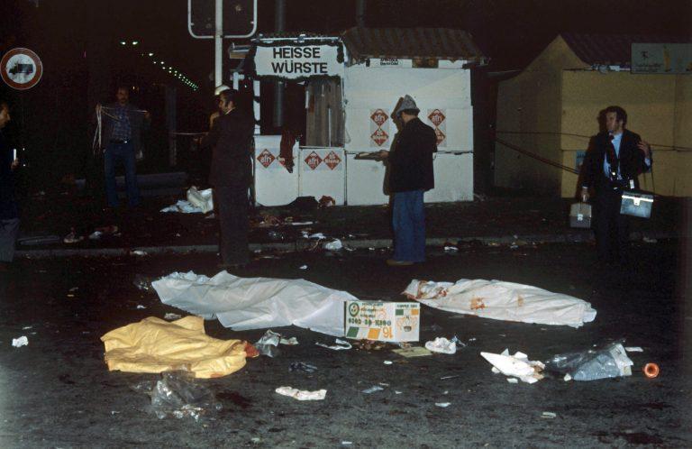 Bei dem Oktoberfestattentat starben 13 Menschen Foto: picture alliance