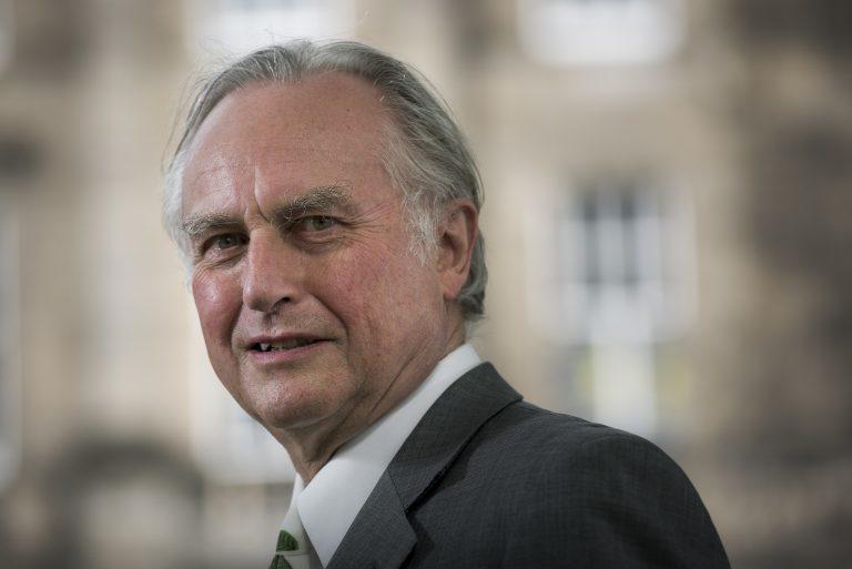 Der Evolutionsbiologe Richard Dawkins soll nicht vor der College Historicial Society sprechen Foto: picture alliance / Photoshot