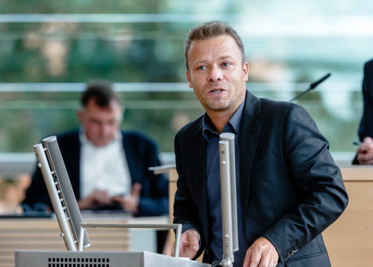 Frank Brodehl verläßt Partei: AfD verliert Fraktionsstatus
