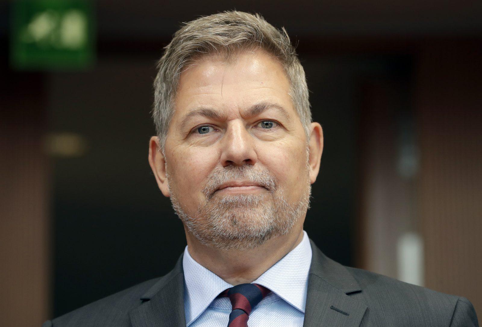 erteidigungsministerin Annegret Kramp-Karrenbauer (CDU) hat den MAD-Chef Christof Gramm entlassen Foto: picture alliance / AP Images
