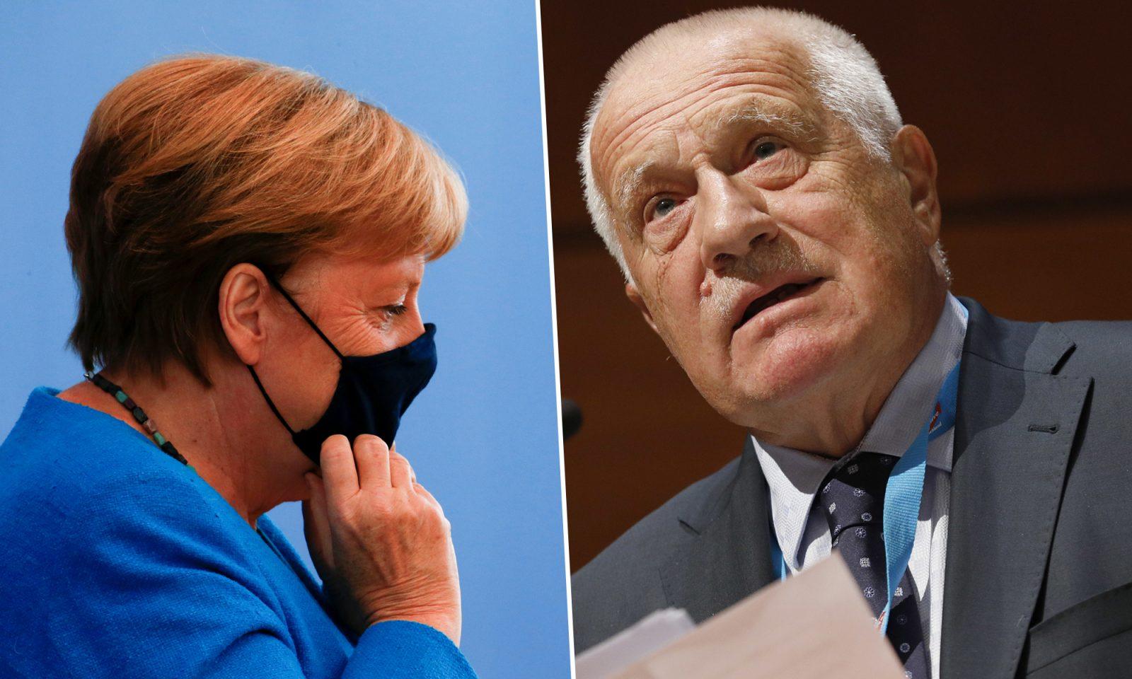 "Václav Klaus zerpflückt ""Wir schaffen das""-Parole"