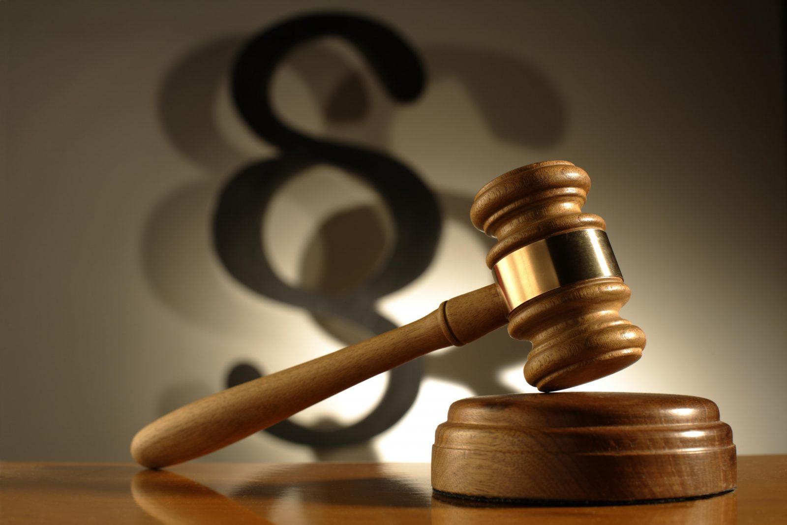 Das Gericht verhängte gegen den Asylbewerber eine Bewährungsstrafe (Symbolbild) Foto: picture alliance/imageBROKER