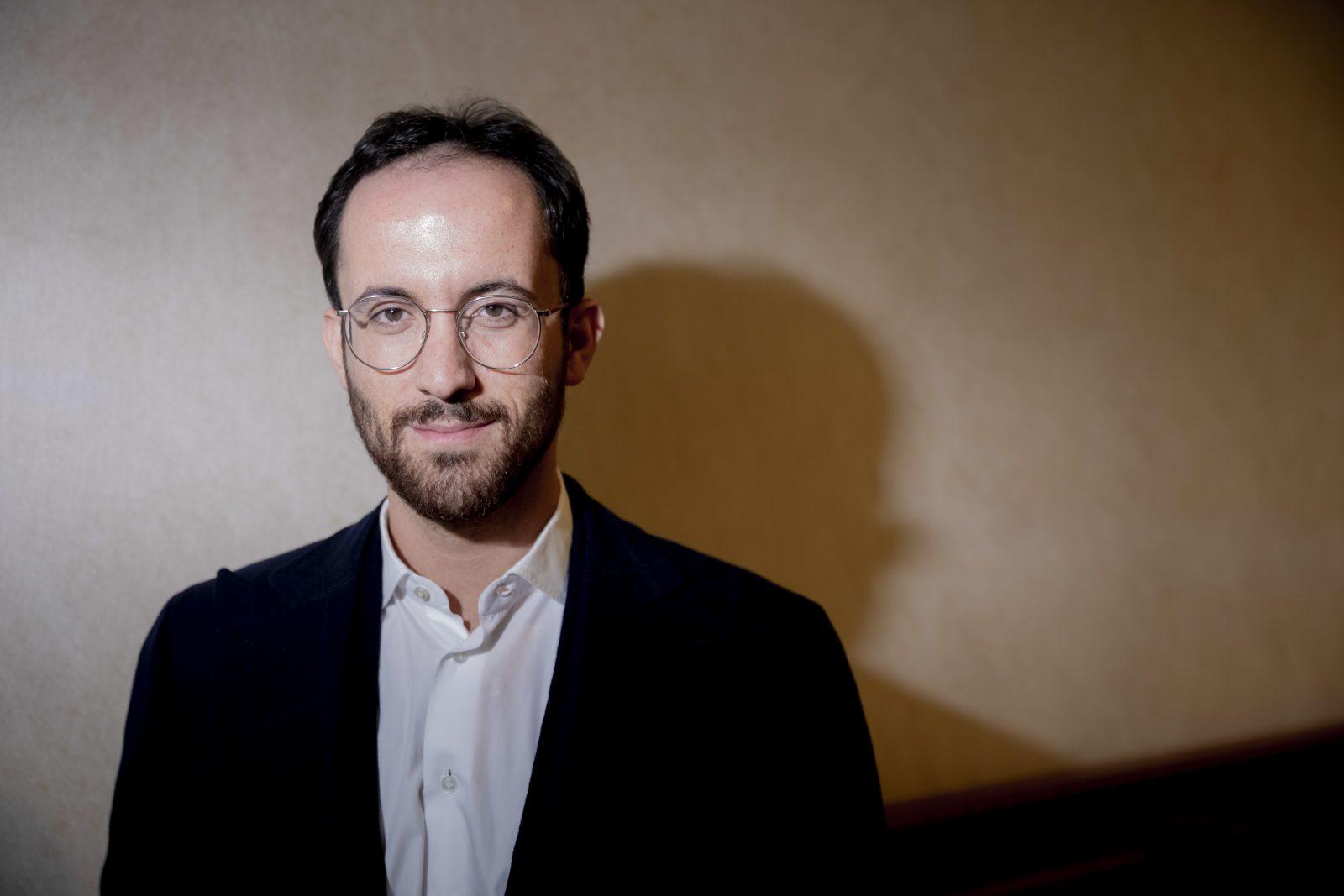 """Der Pianist Igor Levit war in dem Artikel der """"Süddeutschen Zeitung"""" polemisch kritisiert worden Foto: picture alliance/Christoph Soeder/dpa"""