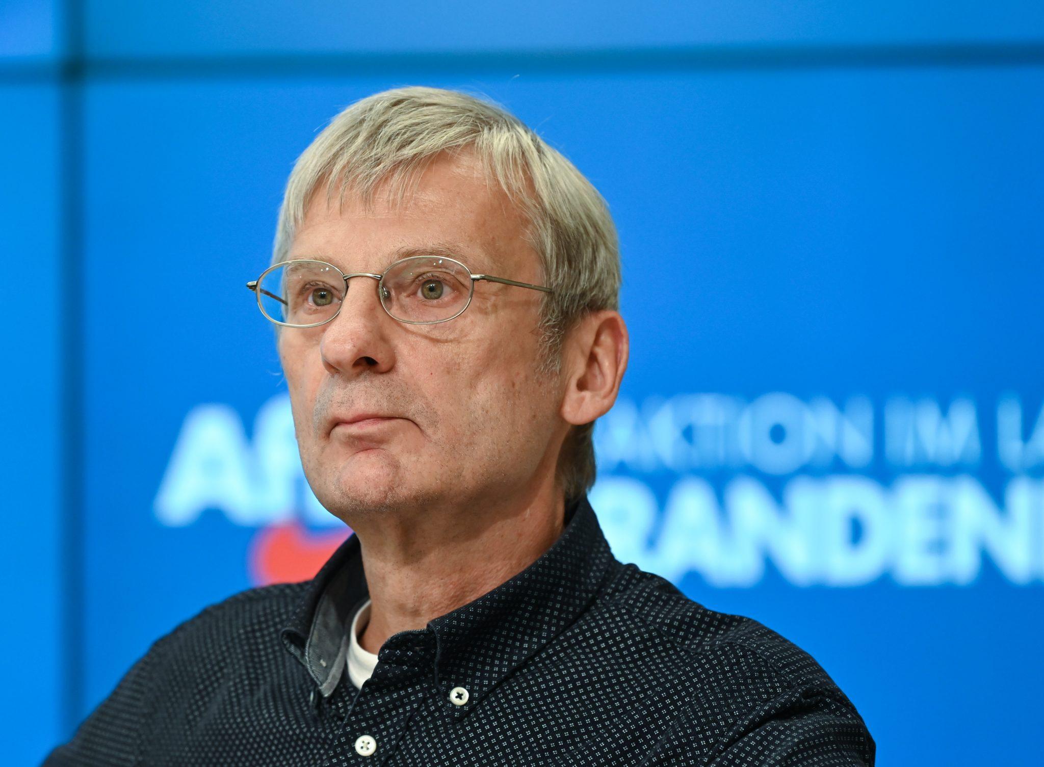 Hans-Christoph Berndt (AfD): Neuer Landtagsfraktionsvorsitzender