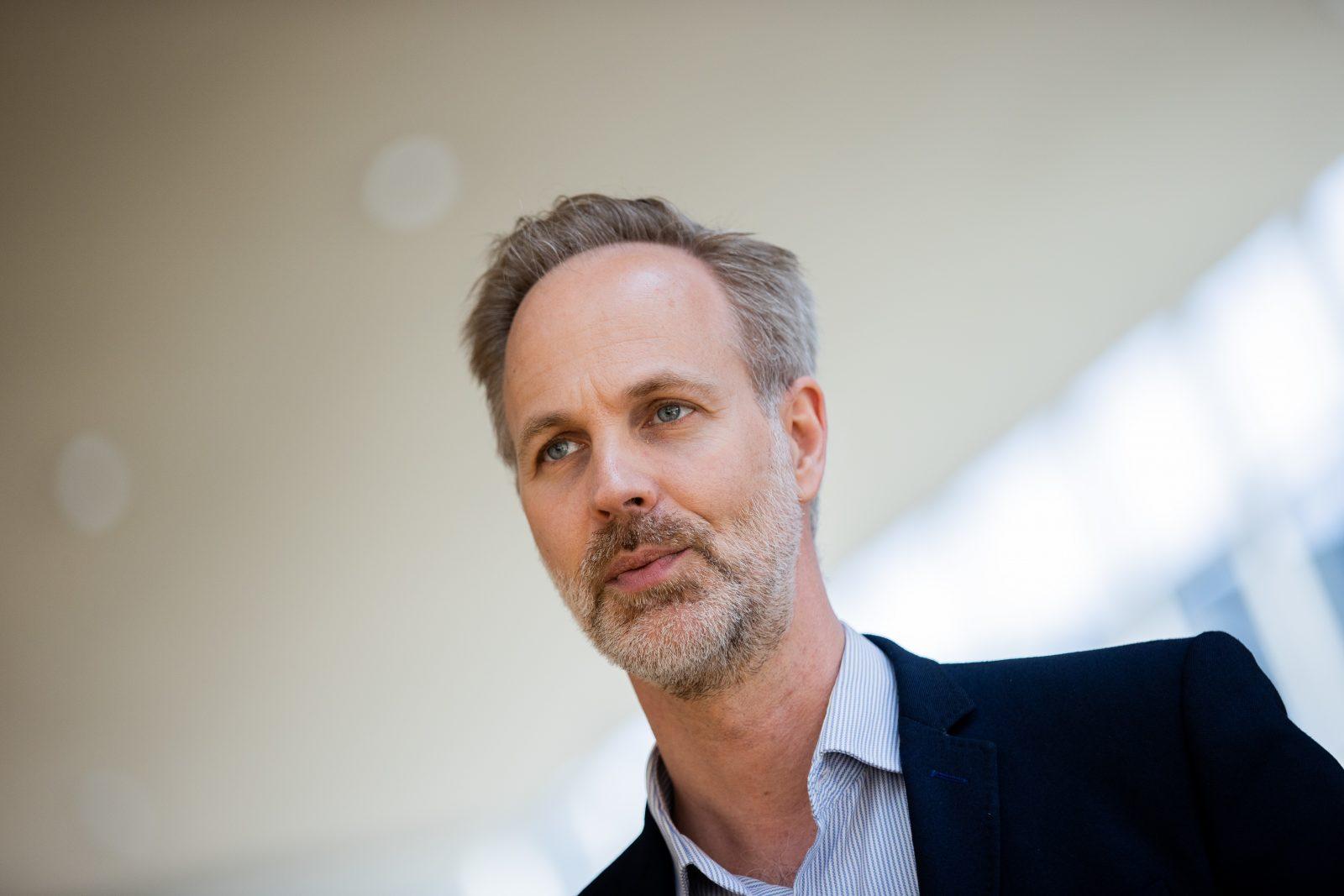 Der Vorsitzende des Bundes Deutscher Kriminalbeamter, Sebastian Fiedler, plädiert für ein Maßnahmenbündel gegen Rechts Foto: picture alliance/Rolf Vennenbernd/dpa