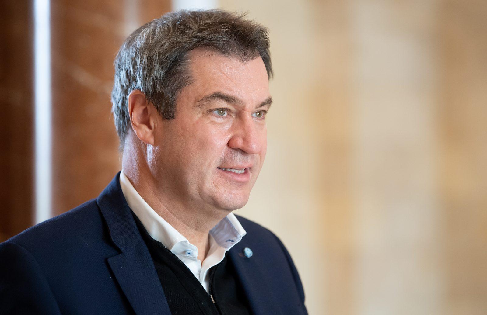 CSU-Chef Markus Söder bedauert sein Vorgehen im Asylstreit Foto: picture alliance/Sven Hoppe/dpa