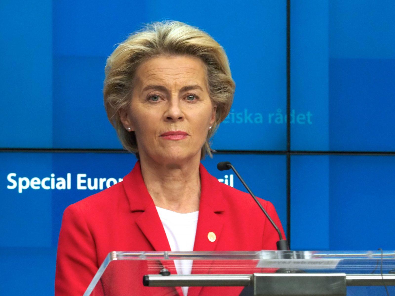 Die Pläne von EU-Kommissionspräsidentin Ursula von der Leyen (CDU) könnten sich als politische Totgeburt erweisen Foto: picture alliance / ROPI