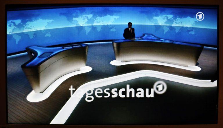 """ARD-""""Tagesschau"""": Laut einer Insa-Studie haben 44 Prozent der Deutschen weniger Vertrauen in die öffentlich-rechtlichen Medien als vor fünf Jahren"""