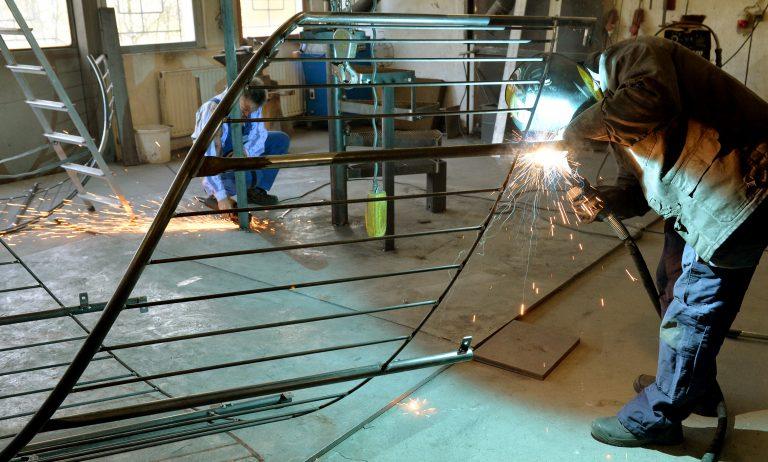 Stahl- und Treppenbaufirma in Brandenburg