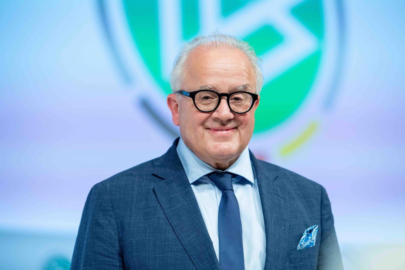DFB-Präsident Fritz Keller