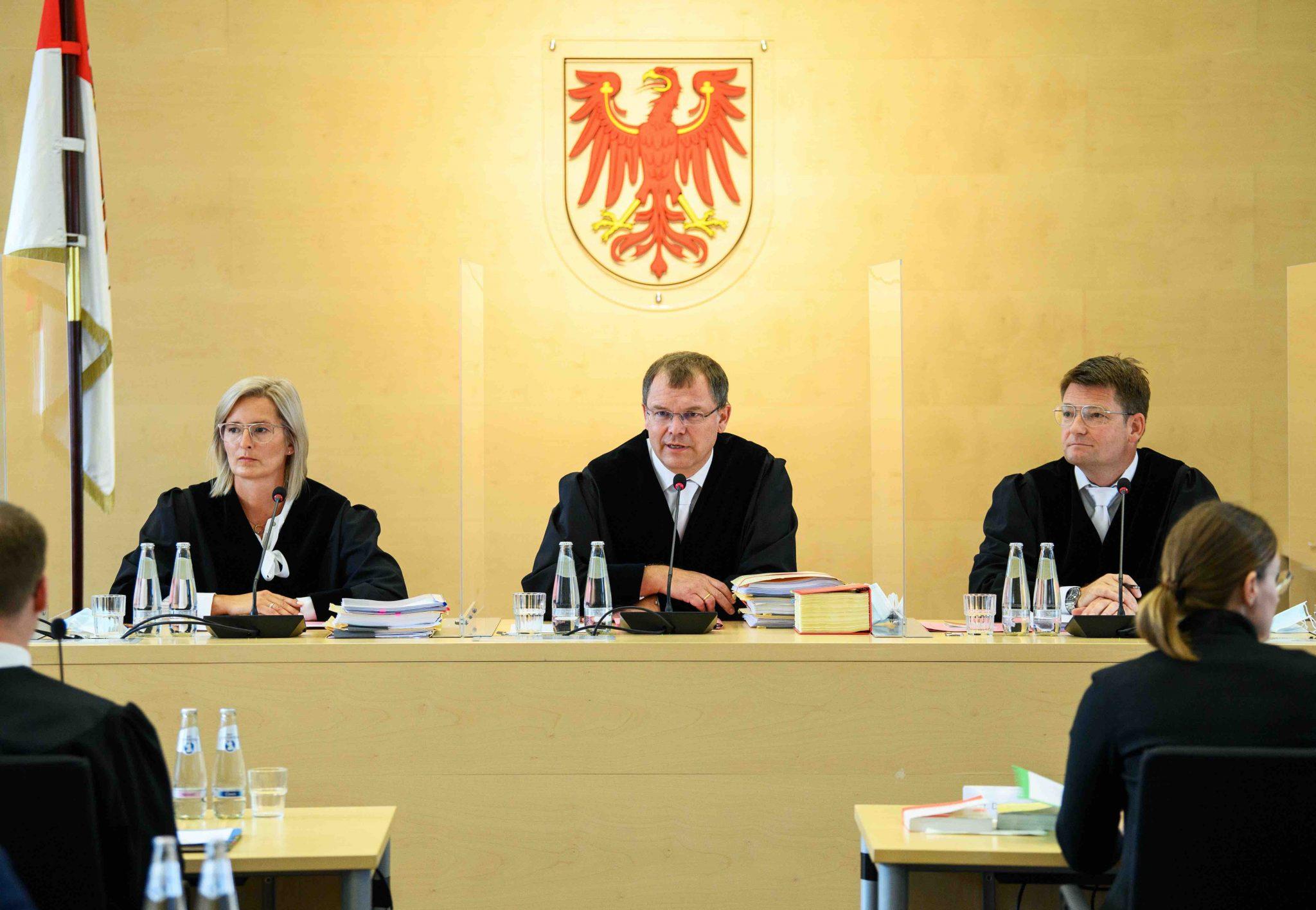 Verfassungsgericht Brandenburg verhandelt Paritäsgesetz