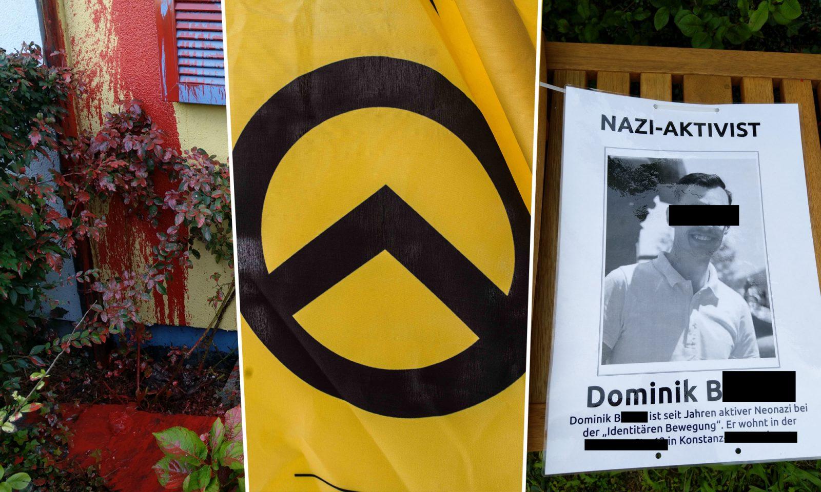 Anschlag auf IB-Mitglied in Konstanz