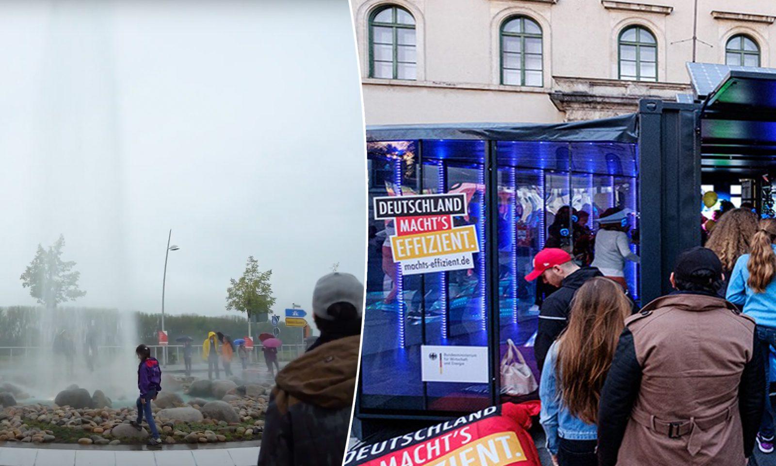 """Geysir in Mohnheim, """"Dance Cube"""": Steuergeldverschwend"""