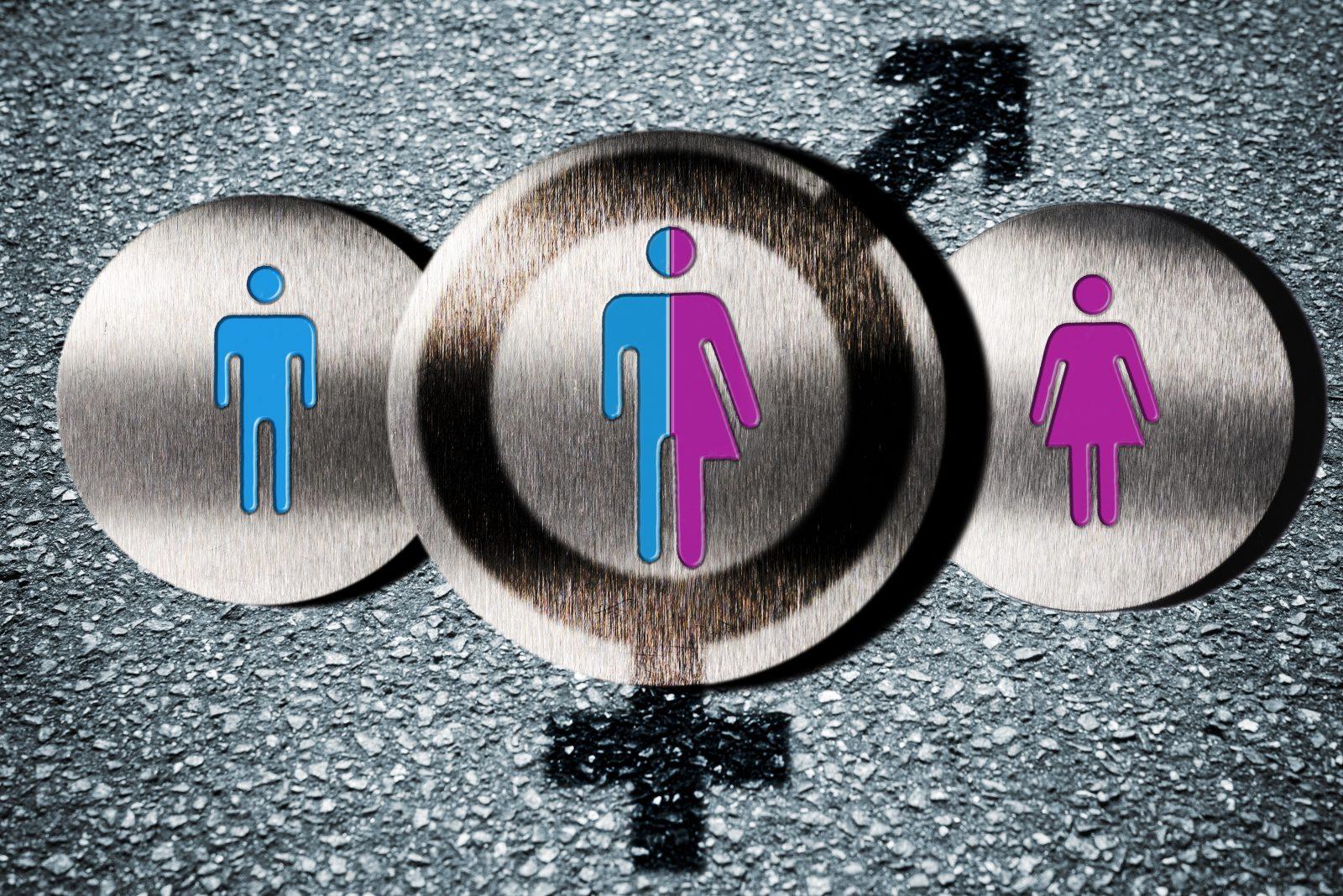 Intersexualität: Einer Studie zufolge fühlen sich Zwitter am Arbeitsplatz diskriminiert