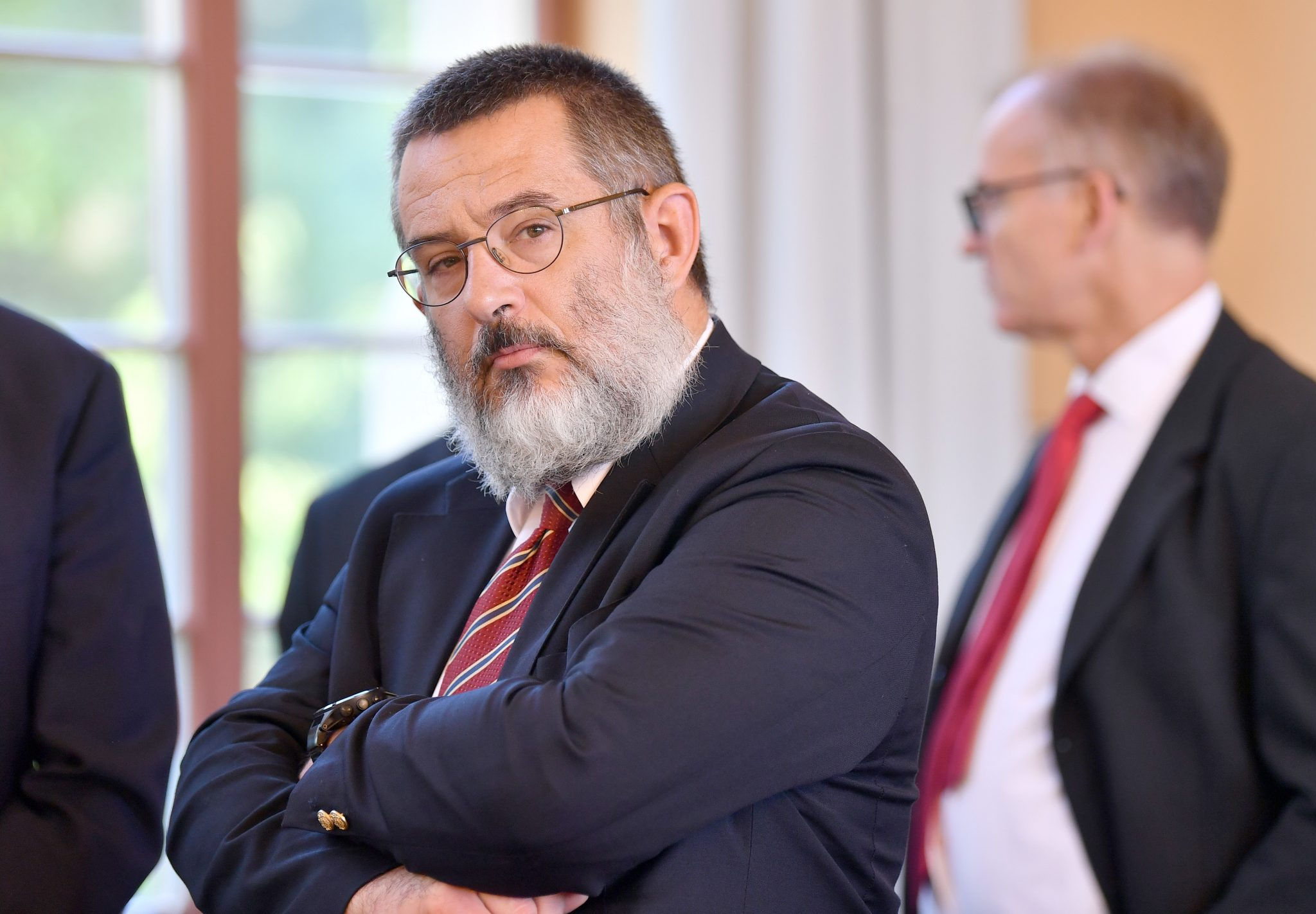 Verfassungsschutzchef Stephan Kramer