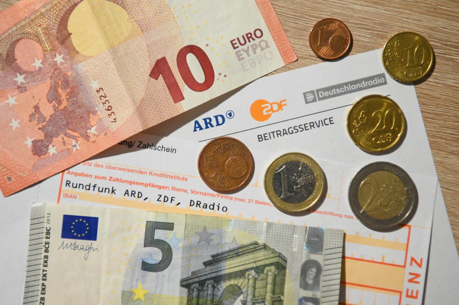 Rundfunkgebühren sollen um 86 Cent auf 18,36 Euro erhöht werden
