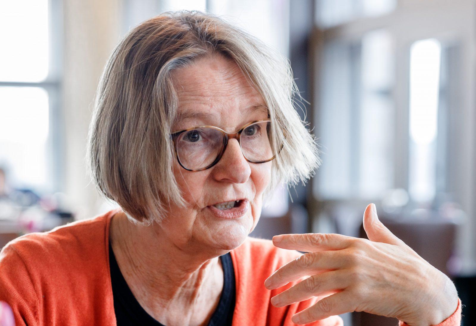 Kirsten Boie: Die Kinderbuchautorin wirft dem Vorsitzenden des Vereins Deutsche Sprache, Walter Krämer, rechtspopulistische Vorstellungen vor