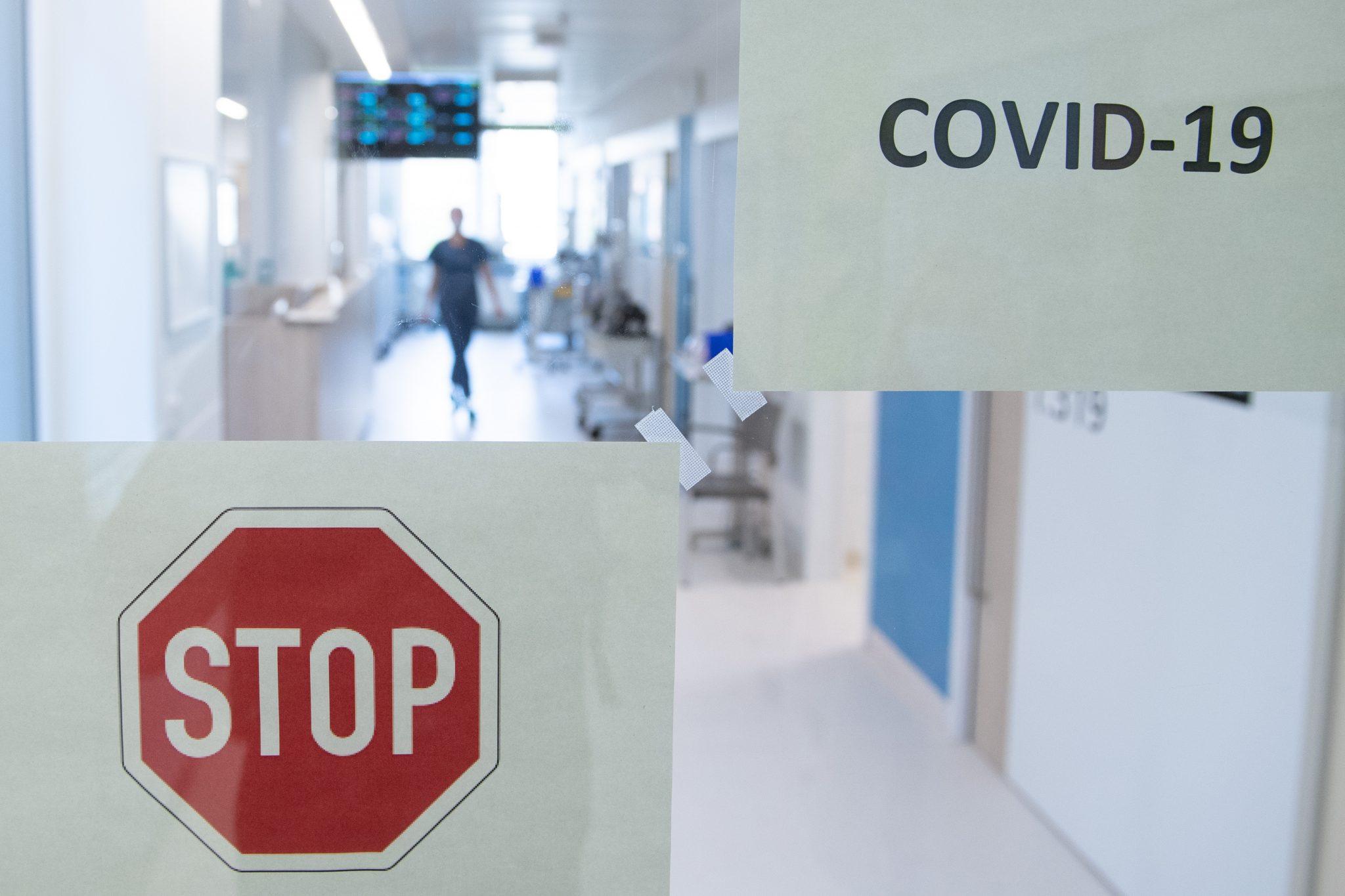 Corona-Intensivstation: Übersterblichkeit geht nicht allein auf Covid-19 zurück