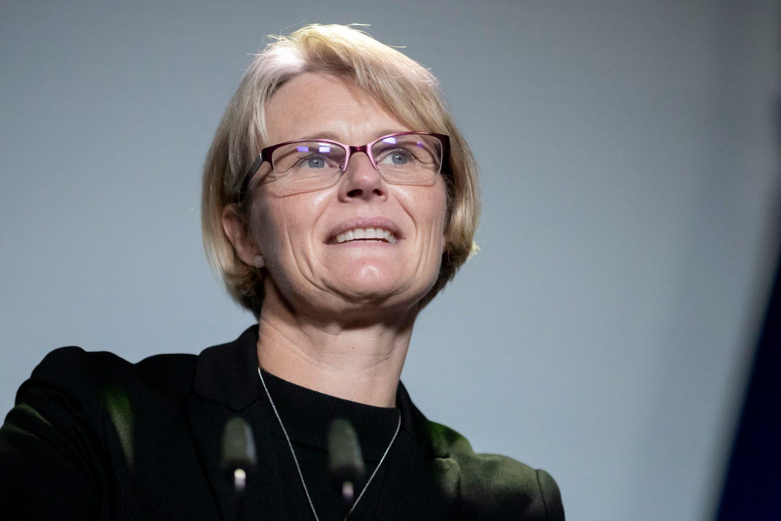 Bundesforschungsministerin Anja Karliczek (CDU)