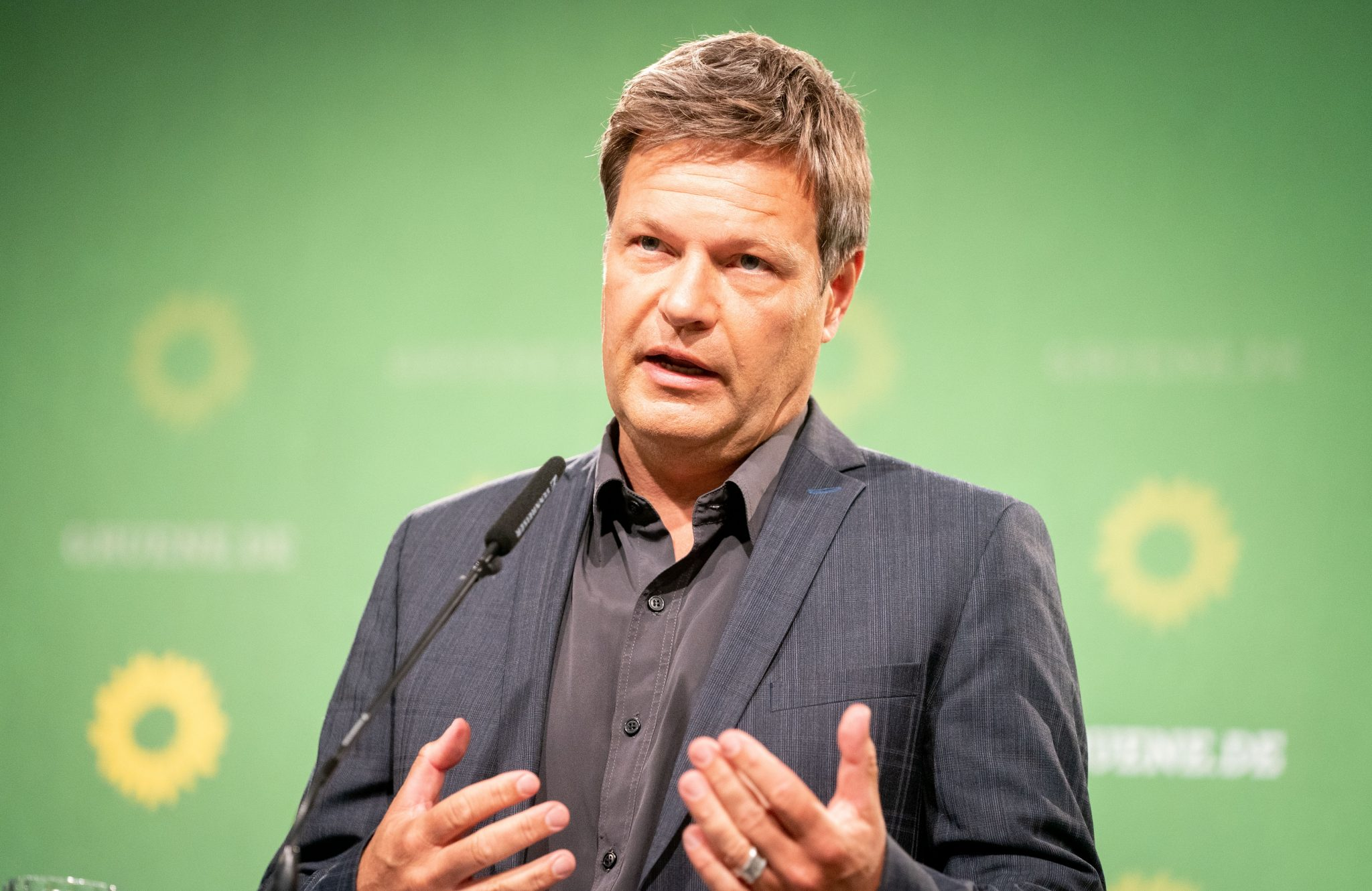 Robert Habeck (Grüne): Will Schuldenbremse aufheben