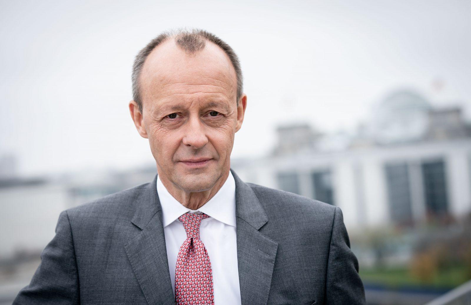 Der Kandidat für den CDU-Vorsitz, Friedrich Merz, zeigt sich aufgeschlossen gegenüber einer parteiinternen Frauenquote