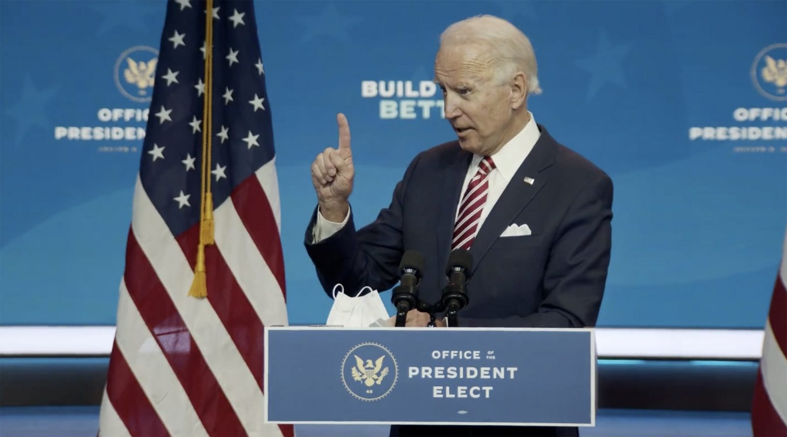 Biden zum Green New Deal