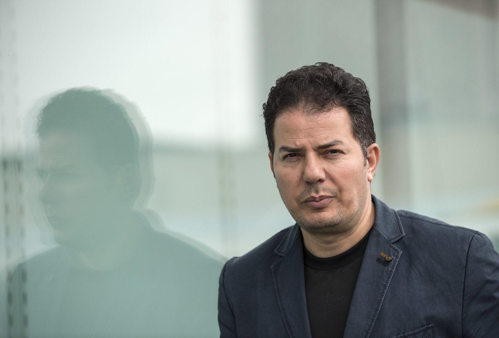 Der Islamkritiker Hamed Abdel-Samad zieht sich von der Islamkonferenz zurück (Archivbild) Foto: picture alliance / Sven Simon