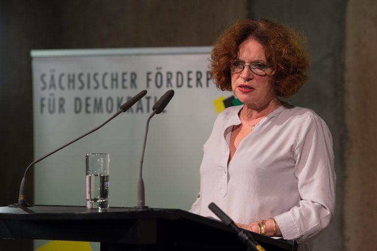 Chefin de Amadeu-Antonio-Stiftung, Anetta Kahane