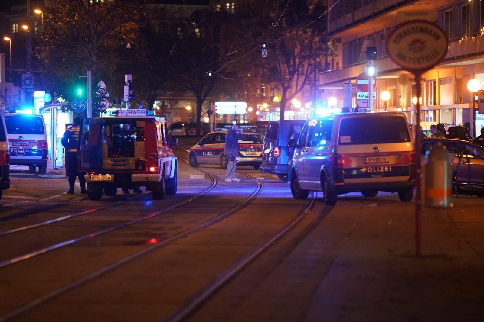 Polizeieinsatz in Wien nach möglichem Anschlag