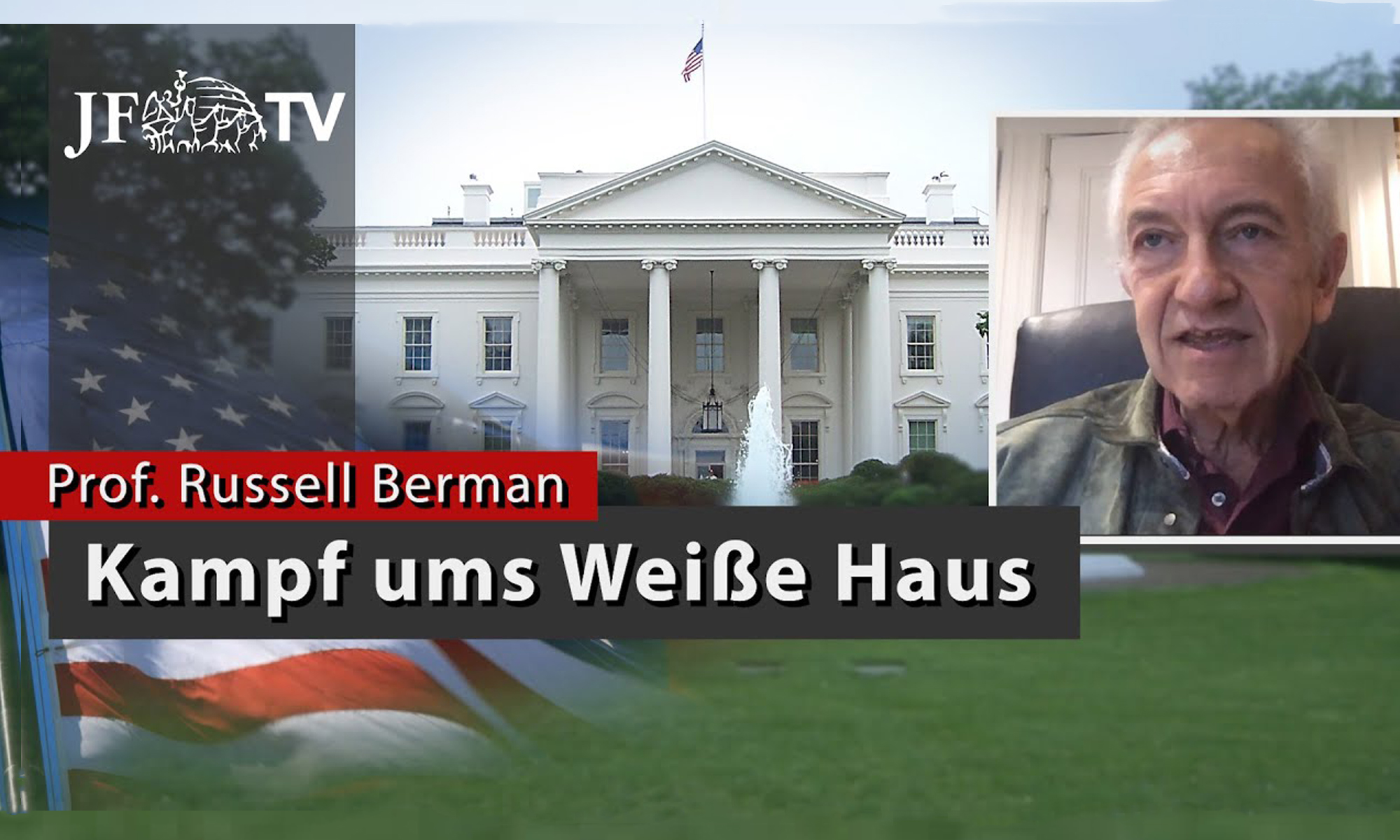 Interview mit Russell Berman